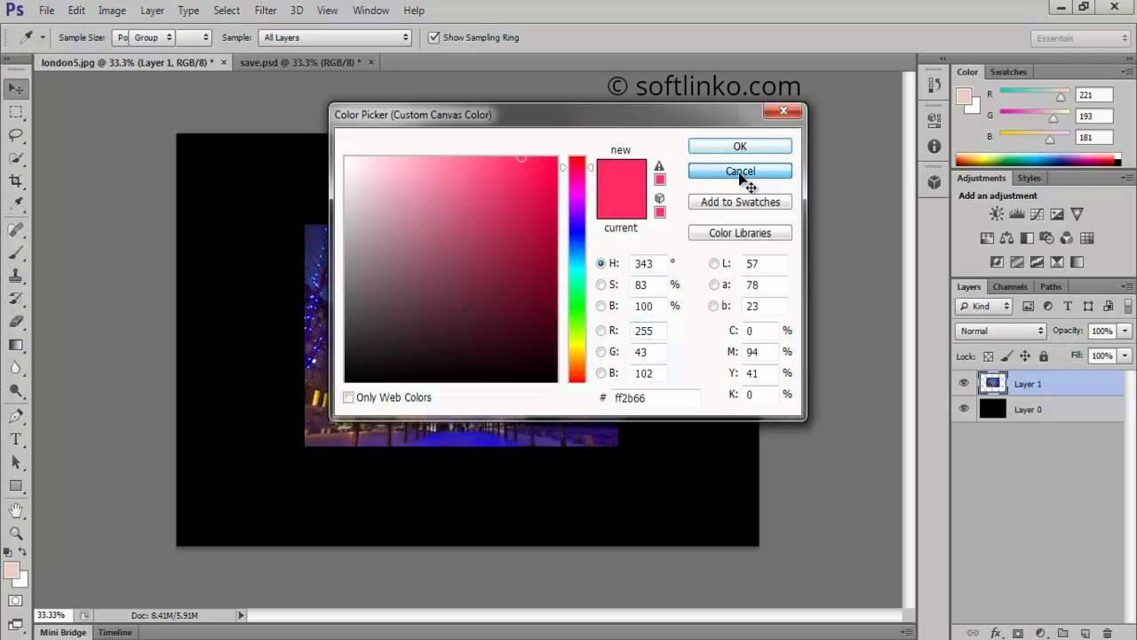 Adobe Photoshop CS5 Free Download [Updated 2020] - SoftLinko