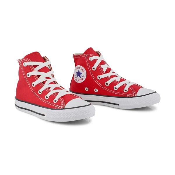 Girls High Top Chuck Taylor Converse Shoes