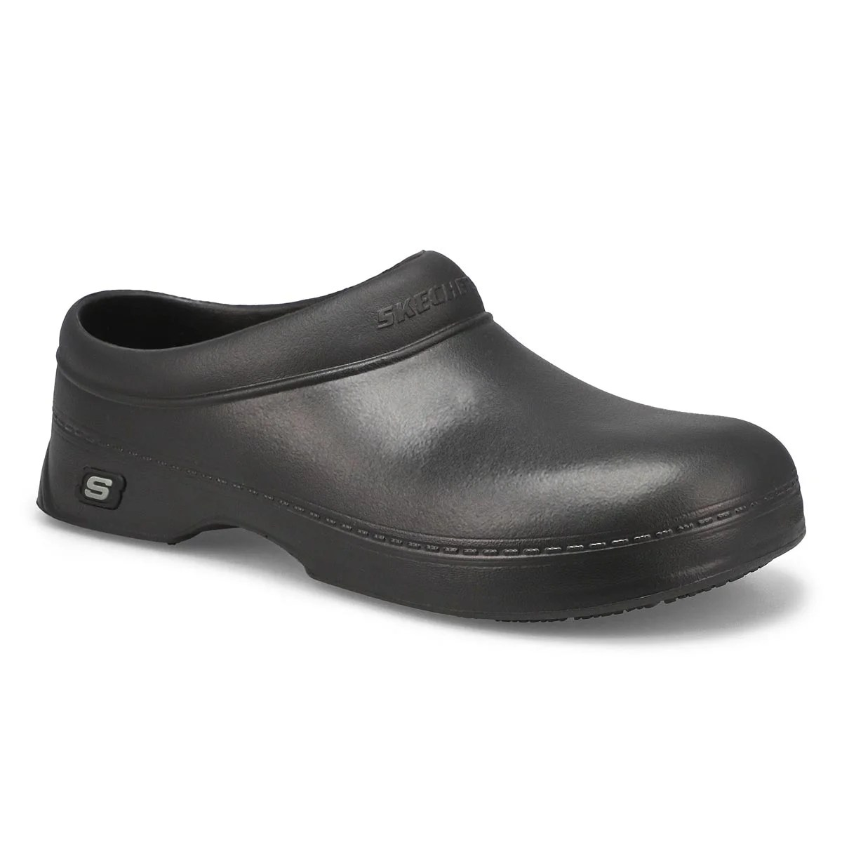 Black Non Skid Work Shoes