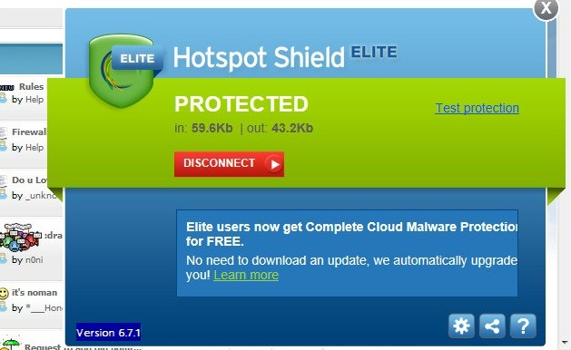 Hotspot Shield 7.6.3 Crack