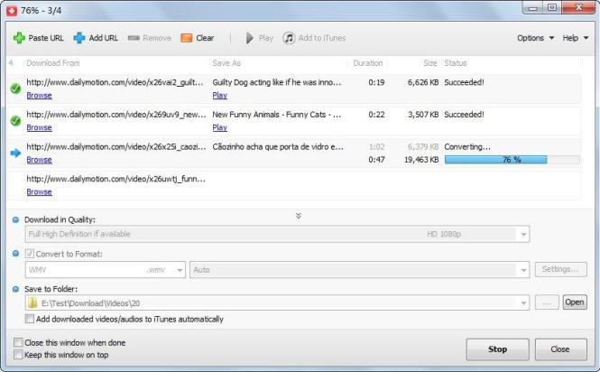 MP4 Downloader 3.21.11 Crack