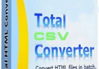 Total CSV Converter 3.1.1.182 Crack
