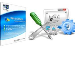 WinUtilities 15.22 Crack
