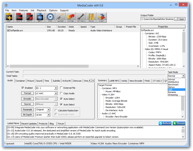 mediacoder premium plus
