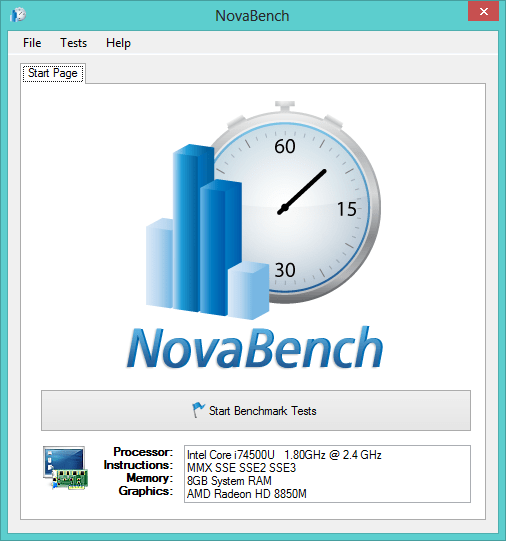 Novabench 4.0.5 Crack