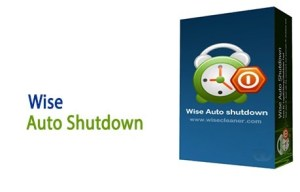 Wise Auto Shutdown 1.71 Crack