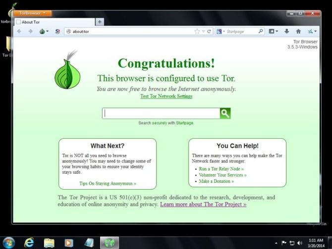 Tor Browser for Windows 7.5.5 Crack