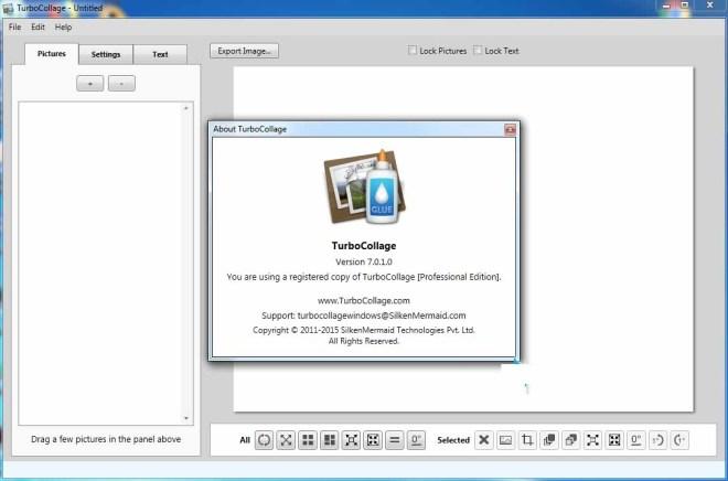 TurboCollage 7.0.2 Crack