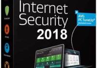 AVG Internet Security 2018 Crack