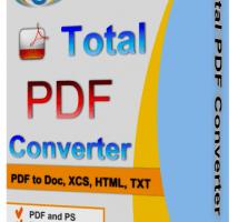 Total PDF Converter 6.1.0.148 Crack