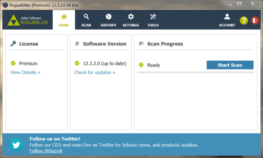 RogueKiller Anti Malware 12.12.32 Crack