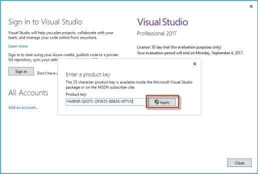 microsoft visual studio 2017 professional full version free download with crack