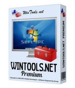 WinTools.net Premium 18.5 Crack