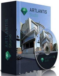 Artlantis Studio 7.0.3 Crack