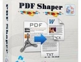 PDF Shaper Professional 8.4 Crack