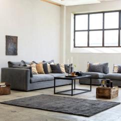 Big Soft Comfy Sofas Long Sofa Table Softnord