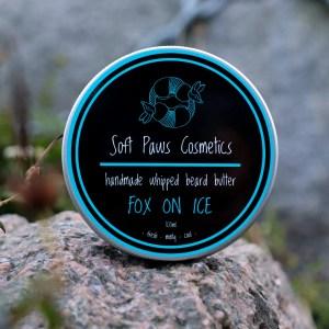 Fox on Ice - Whipped Beard Butter - Peppermint, Cypress, Tea Tree