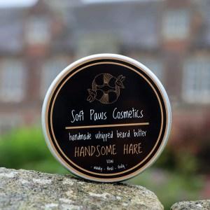 Hansome Hare - Whipped Beard Butter - Bergamot, Lavender, Cedarwood