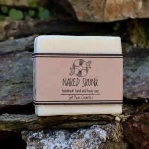 Naked Skunk - Unscented Colourant free Handmade Soap