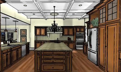 kitchen cabinet software shelving for softplan home design designing cabinets sketeched layout
