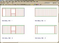 SoftPlan Home Design Software - Wall Framing