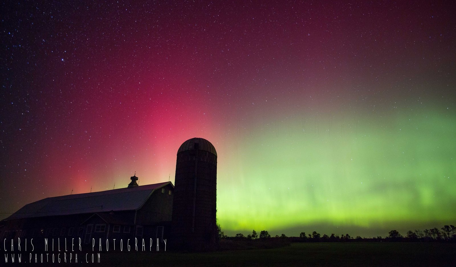 Northern Lights North Dakota Forecast