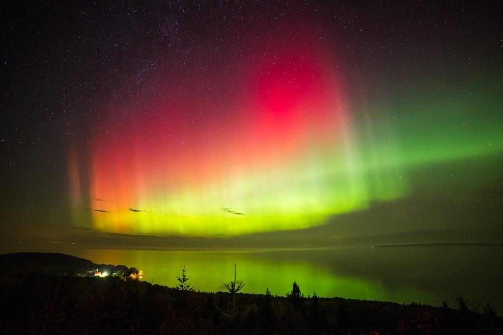 Northern Lights Forecast Canada