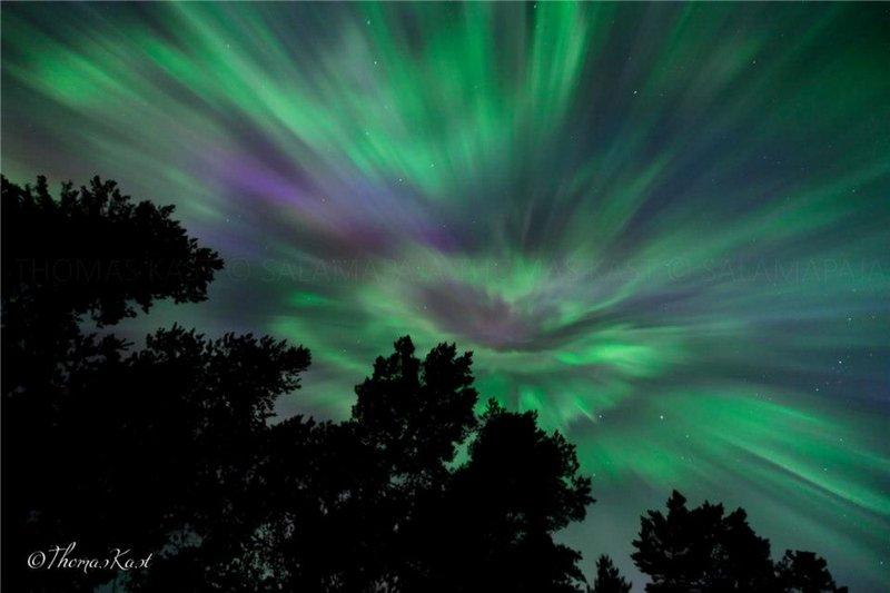 Northern Lights 2017 Prediction