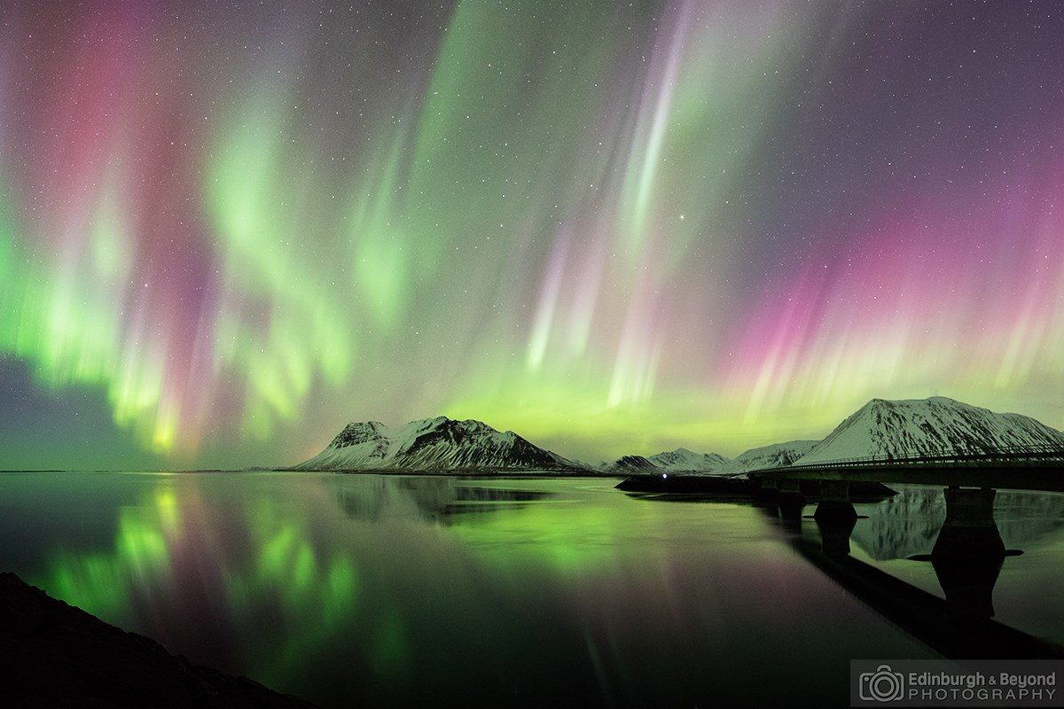 Northern Lights Iceland Prediction
