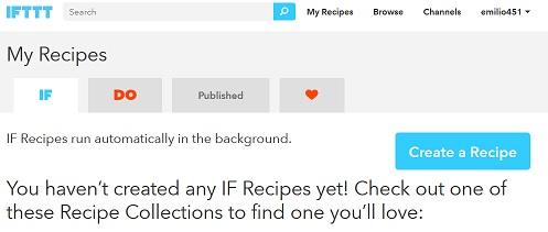 ifttt-recipe-starting-point