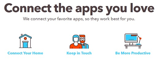 ifttt-web-page