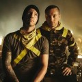 Twenty One Pilots press photo 2018 trench theories