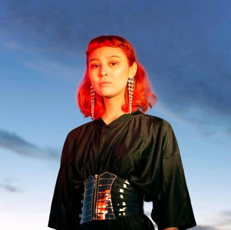 Luna Li press photo 2020