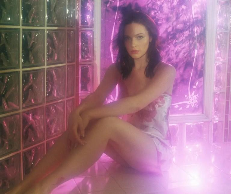Ginesse promo photo 2020 by Elizabeth Miranda