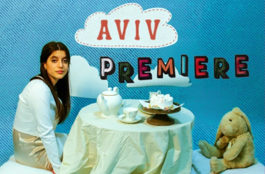 """Premiere: AVIV confronts her mind in new video for """"Lonely Bitch"""""""