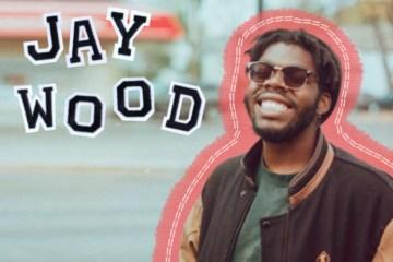 JayWood on Soft Sound Press - photo by Carly Boomer