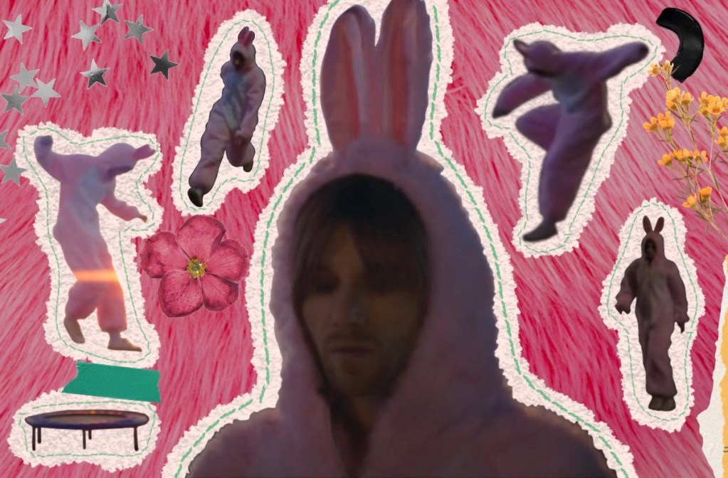 """Guest Playlist: Nathan Day takes us on a journey through his mind on """"friends"""""""
