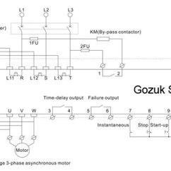 Soft Starter Wiring Diagram 1999 F150 Radio Main Circuit