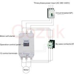 Control Wiring Diagram Of Dol Starter Dometic Refrigerator Soft