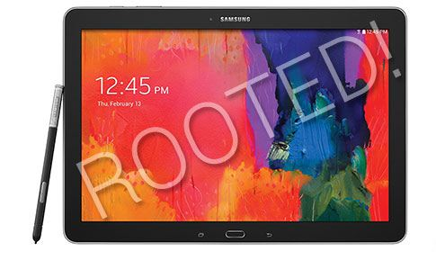 Root Samsung Galaxy Note Pro 12.2 WiFi & LTE [How to ]