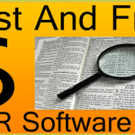 6 Best And Free OCR Software 2016 List For Windows 10/7/8/XP/Vista