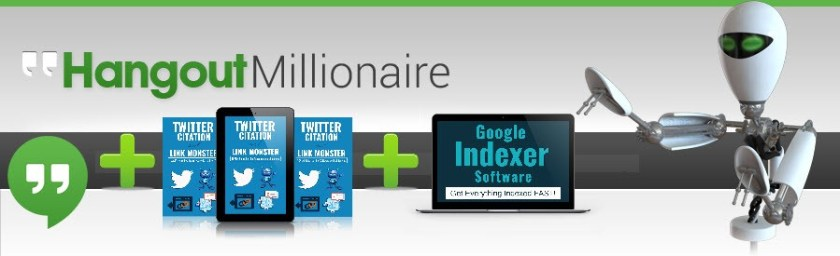 Hangout Millionaire  most powerful video marketing tool