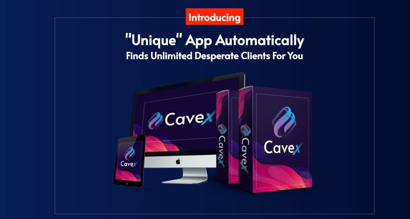 """CaveX Review: """"A Brand New Cloud Based Software That Helps You Start Your Own Offline Agency in Practically any Local Business Niches by FINDING Leads and then Solving REAL Business Problems"""