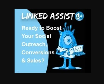 Linked Assist - LinkedIn Automation Tool: Generate Leads and Get Sales