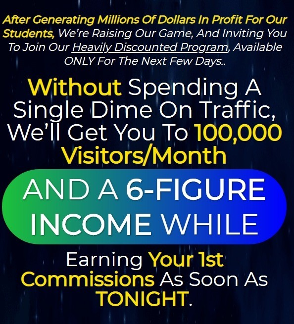 Madsense Revolution: THIS Free Traffic + Publisher Networks = GOLD