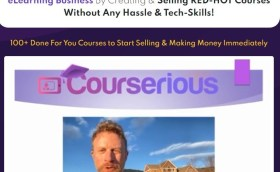 Courserious - Best Seller : The Secret Used By Top 85% Marketers