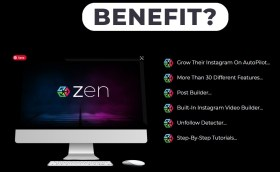 One click Zen Leverage Traffic In 60 seconds, The Worlds Most Powerful Instagram App... and generate Passive online profits for you.