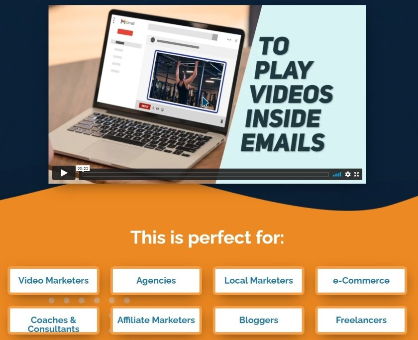 Video Email Marketing Software