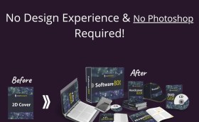 Create Amazing Looking 3D Product Covers In Minutes No Design Experience & No Photoshop Required!