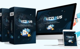 Buzzious : Create an Empire of Profitable Niche Websites that Generate Traffic and Income on Autopilot… WITHOUT Having to Write Any Content! #contentmarketing #digitalmarketer
